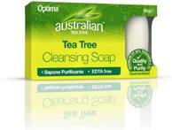 jabón purificante de árbol de te